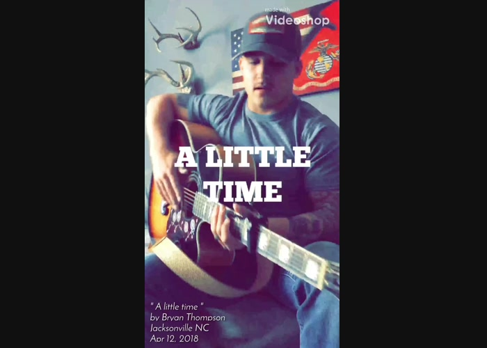 country, music, songwriter, guitar, marine corps, USMC,